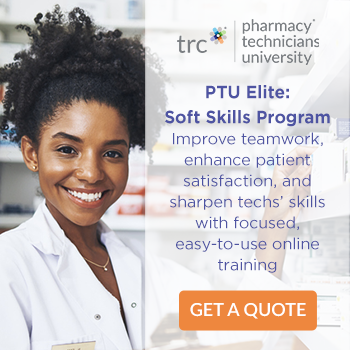 PTU Elite: Soft Skills Program - Improve teamwork, enhance patient satisfaction, and sharpen techs' skills with focused, easy-to-use online training